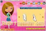 Juegos princess school style princesas de la escuela