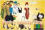 Juegos angela dress up 2 vestir a angela 2
