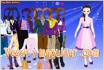 Juegos barbie doll dress up vestir a la mu�eca