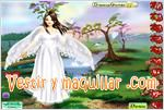 Juegos love angel dress up angel del amor