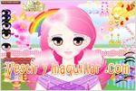 Juegos princess barbie makeover cambio de imagen de barbie princesa