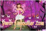 Juegos trendy pink fairy hada rosa