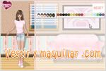 Juegos casual lolita dress up look casual