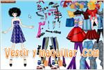 Juegos star girl dress up vestir a la muchacha
