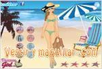 Juegos summer beach girl chica de la playa