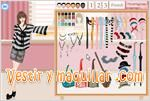 Juegos autumn fashion dress up moda de oto�o