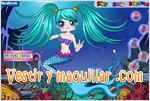 Juegos mermaid princess jamie princesa sirena
