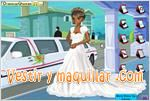 Juegos bride dress up vestir a la novia