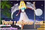 Juegos warrior angel angel guerrera