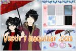 Juegos anime winter couple dress up game novios en invierno