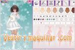 Juegos anime magical girl dress up game vestir a la chica de anima