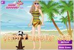 Juegos barbie goes beach barbie va a la playa