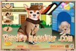 Juegos little chihuahua dressup vestir al perrito