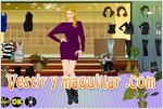 Juegos beautiful actress dressup vestir a la actriz