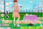 Juegos tea time stories dress up la hora del te