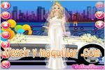 Juegos modern bride dress up vestir a la novia