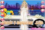 Juegos modern bride dress up vestir a la novia