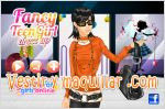 Juegos fancy teen girl dress up. viste a fatima