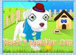 Juegos baby pitbull dressup. viste al peque�o perro