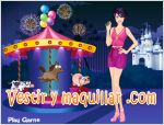 Juegos fashionable model dressup. viste a la modelo