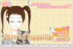 Juegos shoujo manga avatar creatorpets. maquilla a la chica.