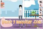 Juegos cindys dress up vestir a la adolescente