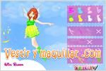 Juegos winx bloom dress up vestir a bloom de las winx club