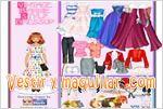 Juegos vintage barbie style dressup 2 barbie se viste de epoca estilo 2