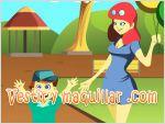 Juegos juego de vestir hijo con su mama con puntuaciones