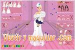 Juegos barbie wedding dress up barbie vestido de novia