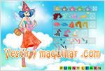 Juegos winx bloom fairy dress up vistieno al hada winx