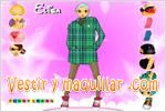 Juegos elisa dress up viste a elisa