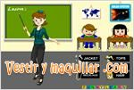 Juegos teacher dress up maestra de la moda