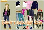 Juegos beautiful girl dress up vestir a la hermosa ni�a