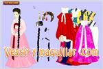 Juegos asian girl dress up vestir a la chica asiatica