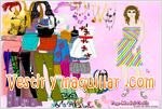 Juegos anny summer dress up vestir a anny