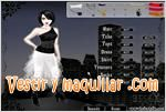 Juegos vampire bella dress up vestir a la bella vampiro