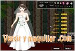 Juegos bridal dress up game vestido de novia