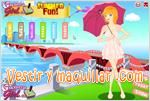 Juegos summer fun dress up diversion de verano