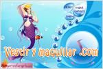Juegos incredible little mermaid peque�a sirena increible