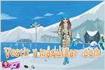 Juegos winter fashion dress up moda de invierno