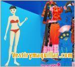 Juegos asia dress up vestir a la chica asiatica