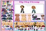 Juegos hip hop dress up vestir hip hop