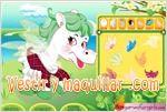 Juegos unique pet pony hermoso pony
