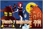 Juegos halloween girl costume traje de halloween