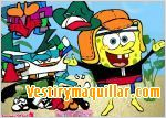 Juegos spongebob dress up vestir a bob esponja