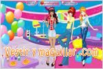 Juegos stylish teens party super fiesta