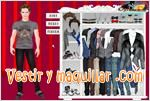 Juegos twilight edward cullen dress up vestir a edward de crepusculo