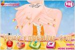 Juegos christmas nail art pintar las u�as