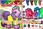 Juegos my little pony dress up vestir a mi peque�o pony